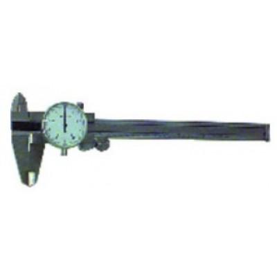 Dial Caliper - 0-150 mm Measuring Range - (0.02 mm Graduation)