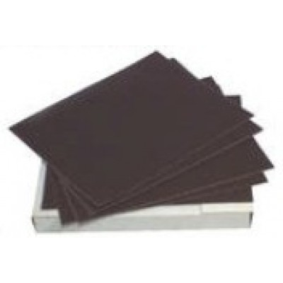 "9"" × 11"" -  40 Grit - Aluminum Oxide - Coated Abrasive - Sheet"