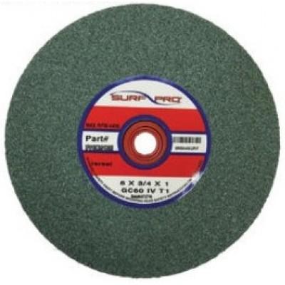 "6""×  3/4""× 1 GC-100-I-V Type 1 Bench and Pedestal Wheel"