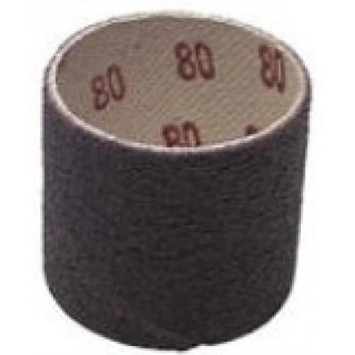 (.500) 1/2 ×  1/2 - 50 Grit - Aluminum Oxide - Resin Bond Abrasive Spiral Band (Boîte de 50)